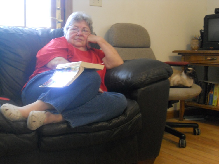 16. Grandma gets skype!